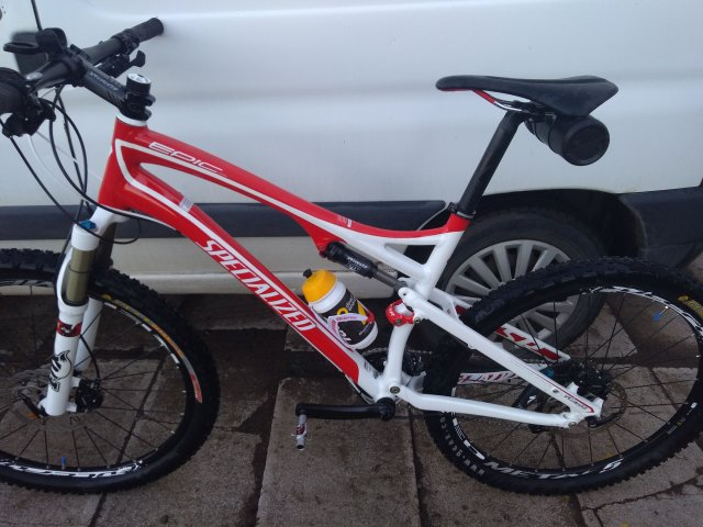 "Specialized Epic Comp 26"" #14"